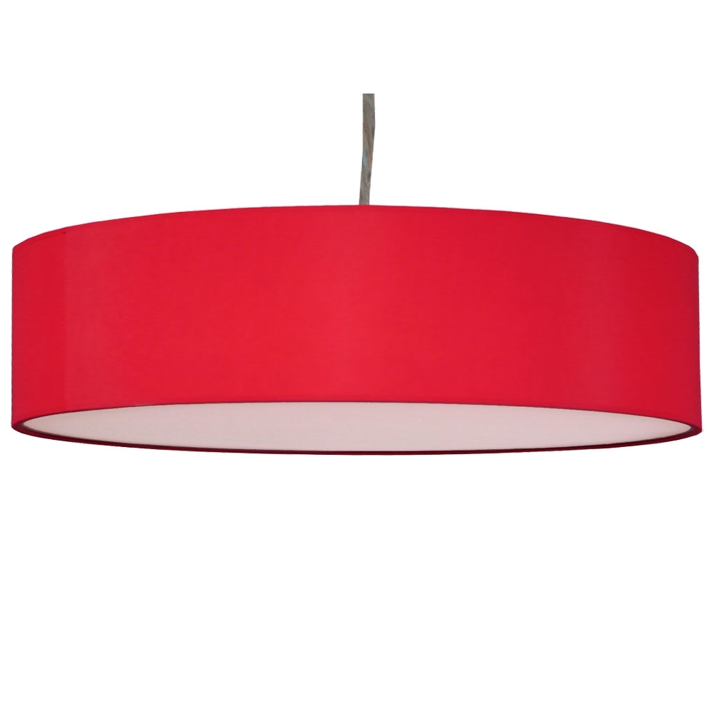 Thin XL Drum 3Lt Red
